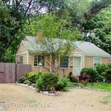 Rental info for 3318 S Hull St in the Montgomery area