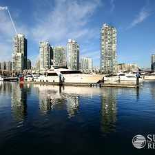 Rental info for 193 Aquarius Mews #1201 in the Downtown area