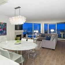 Rental info for 1201 Marinaside Crescent in the Downtown area