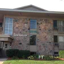 Rental info for Lowebrook Apartments