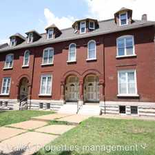 Rental info for 3331-35 Jefferson Ave in the Benton Park area