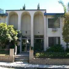 Rental info for 7766 Wyngate Street in the Sunland-Tujunga area