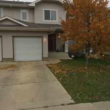 Rental info for 13932 137 Avenue NorthWest in the Pembina area