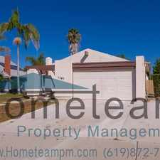 Rental info for 1287 Calle Candelero in the Rancho - Del Rey area