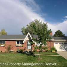 Rental info for 3830 Balsam Street in the 80033 area