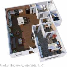 Rental info for 3100 Market Lane