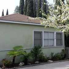 Rental info for Downstairs One-bedroom In Quiet Fourplex in the Saint Mary area