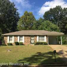 Rental info for 4346 Lansford Dr in the Memphis area