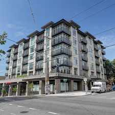 Rental info for Collins on Pine in the Seattle area