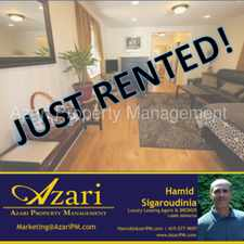 Rental info for AZARI PM - ***JUST RENTED*** Charming, Updated 1 Bed/1 Bath Home in San Geronimo Valley