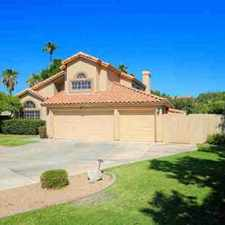 Rental info for 14169 N 90TH Place Scottsdale Four BR, WOW! This AMAZING home in the Scottsdale area