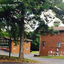 Rental info for 3700 Lake Avenue in the 14617 area