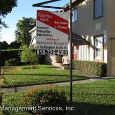 Rental info for 6859 Fulton Ave., 05 in the North Hollywood West area
