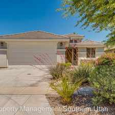 Rental info for 2501 E. Canyon Ranch Dr. in the Washington area