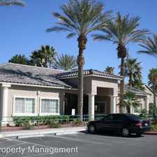 Rental info for 2053 Jade Creek Street Unit 206 in the Peccole Ranch area