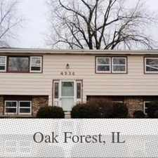 Rental info for Over 1,860 Sf In Oak Forest