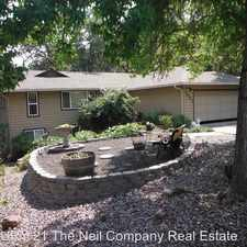 Rental info for 1051 W Fromdahl in the Roseburg area