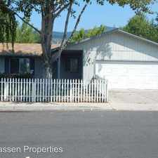 Rental info for 675 Shawn Way in the Susanville area