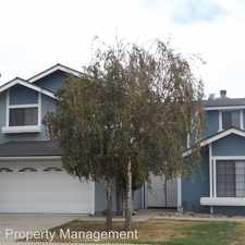 Rental info for 1216 Village Meadows Drive in the Lompoc area