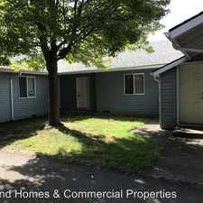 Rental info for 8740 SE Rhone Street in the Lents area