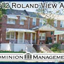 Rental info for Fenced Yard! A/C! Sign a 2 year lease for only $500 security deposit in the Park Circle area
