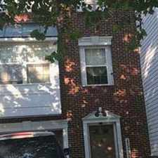 Rental info for Beautiful Townhome In Sought After Upper Marlboro.
