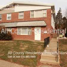 Rental info for 759 Sanford Ave in the Somerton area