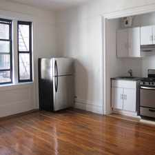 Rental info for Broadway & Tiemann Place in the Baychester area