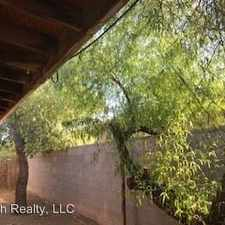 Rental info for 820-824 N Richey - 822 in the Miramonte area