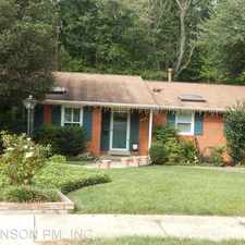 Rental info for 6510 CARRSBROOK COURT in the Springfield area