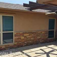 Rental info for 5004 Ledgestone in the Overton South area