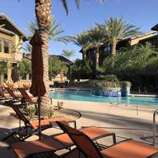 Rental info for N Scottsdale Rd & E Thompson Peak Parkway in the Scottsdale area