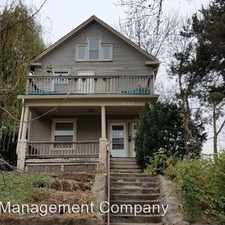 Rental info for 4122 LOCUST 2ND FLOOR in the Southmoreland area