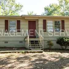 Rental info for 1365 5th Place Northwest in the Birmingham area