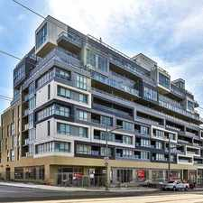 Rental info for 835 Saint Clair Avenue West in the Oakwood-Vaughan area