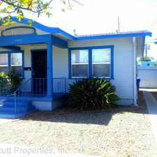 Rental info for 4522 Texas St. in the Mission Valley East area