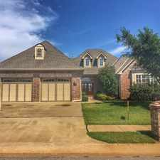 Rental info for 2116 NEWBROOK DRIVE in the Edmond area