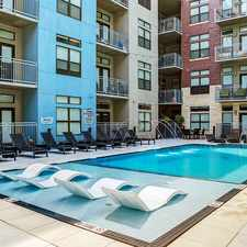 Rental info for 1728 Barton Springs Rd in the Austin area