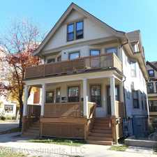 Rental info for 401 W. Mifflin St.