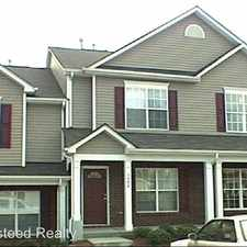 Rental info for 3442 Calpella Court in the Highland Creek area