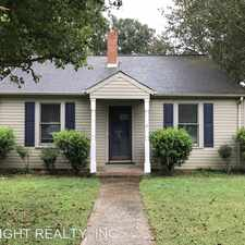 Rental info for 1008 BEVERLY DRIVE in the Rock Hill area