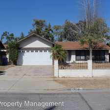 Rental info for 17210 Mesa Ave
