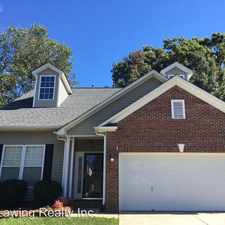 Rental info for 6728 Pine Branch Court in the Rockwell Park - Hemphill Heights area