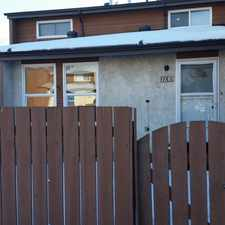 Rental info for Townhouse in Millwoods in the Anthony Henday Southeast area