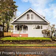 Rental info for 525 N Simpson St. in the Portland area
