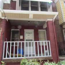 Rental info for 1519 S. 32nd Street in the Grays Ferry area
