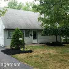 Rental info for 489 S. EdgeHill in the Austintown area