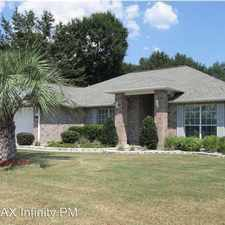 Rental info for 4762 Autumndale Dr in the Pace area