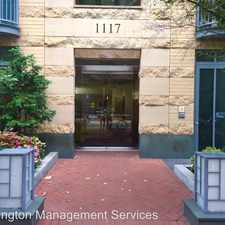 Rental info for 1117 10th St. NW Apt. # 607 in the Downtown-Penn Quarter-Chinatown area