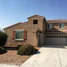 Rental info for 16526 Desert Willow st